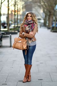 """Winter is all about layering up �€"""" and one of the best pieces to have this chilly season is the leather jacket."""