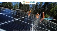 Following the significant growth of the solar sector in US, Market Quotient has launched a website named, iSolarWorld, solely dedicated to the solar industry.
