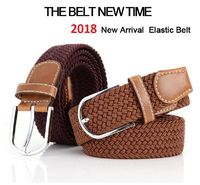 Knitted Stretch Belt - 11 Colors $19.00