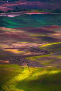 Just got back from a great workshop last week in the Palouse which is one of the most stunning places to visit in the Spring. The Palouse is located in Eastern