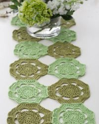 sea grass table runner