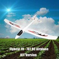 Flybear FX707 RC Airplane EPP 1200mm Wingspan Aircraft Fixed Wing Plane KIT