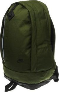 Nike Khaki Cheyenne 3-0 Solid Bags Carry your belongings around in slick sporty style, as Nike provide us with their Cheyenne 3.0 Solid Backpack. Constructed of durable khaki fabric, the accessory has handy additional pockets, complete http://www.compares...