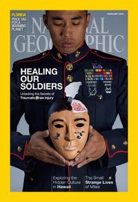 Powerful Photos Depict Veterans Who Use Art Therapy To Heal