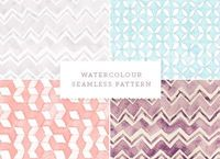 seamless water color patterns perfect for your desktop, twitter background, or facebook cover photo! via how about orange blog