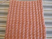 Braided Hope Blanket - free knitting pattern
