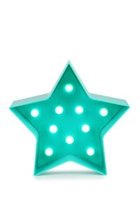 TYPO star marquee light