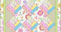 Download Free Pattern Happy Day by Windham Fabrics. Free Sewing and quilting patterns, tips and more at the FabShop Hop!