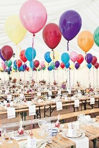 Bridal designer Kate Halfpenny wanted her wedding to be a big party full of colour, as seen on BridesMagazine.co.uk (BridesMagazine.co.uk)