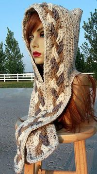 crochet patterns, crochet hood and patterns.