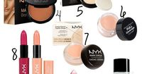 The Best #Makeup Products From NYX