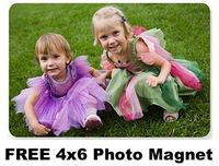 FREE 4�—6 Photo Magnet! {just pay s/h} #photo #magnets