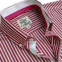 Elphinstone Red Stripes Button Down Shirt �'�1049.00